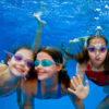 Škola plivanja na gradskom kupalištu Duga Resa