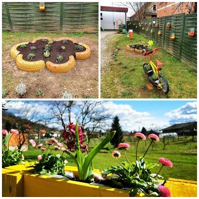 Proljetno uređenje okoliša u Dječjem vrtiću Duga Resa