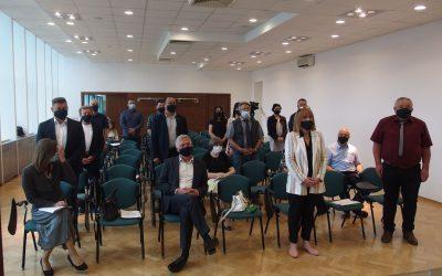 Održana konstituirajuća sjednica Gradskog vijeća Grada Duge Rese